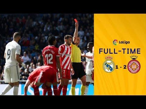 Download Video  Real Madrid vs Girona 1-2 Highlights