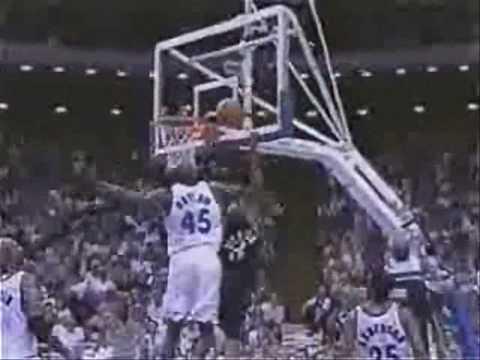 "NBA on TBS Superstation promo - ""Higher Ground"" (1999-2000)"