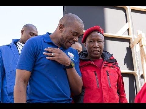 White elite to donate land to landless people in SA?