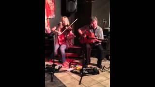 Sara Milonovich & Greg Anderson at Gomen Kudasai