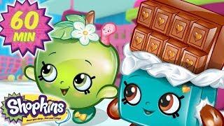 SHOPKINS Fun Compilation - 60 min   Cartoons For Children