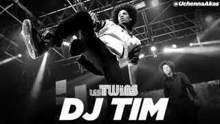 LES TWINS   URAGANO 2014 MIX BY DJ TIM
