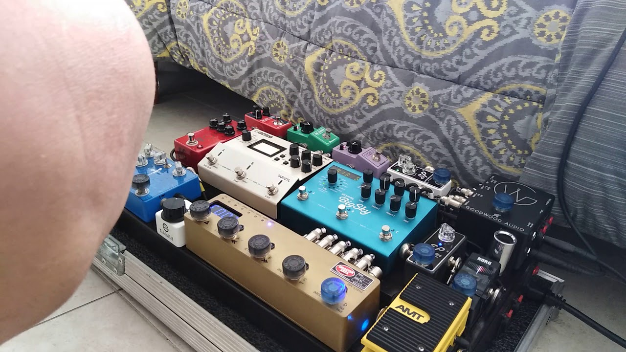 worship pedalboard 2018 2019 spanish youtube. Black Bedroom Furniture Sets. Home Design Ideas