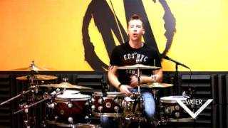 Vater Artist Mike Johnston Video Lesson-6 Stroke Lick