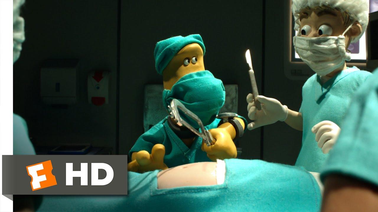 Shaun the Sheep Movie 2015 Dog Doctor Scene 4 10