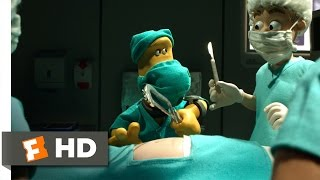 Shaun the Sheep Movie (4/10) Movie CLIP - Dog Doctor (2015) HD
