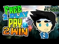 Free To Play Pay To Win - Tallest Flash