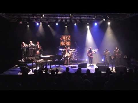 "RAY LEMA & SAKA SAKA - ""MATADI BLUES"" @ ""JAZZ EN NORD"" FESTIVAL  - MARCH 2013 7th"