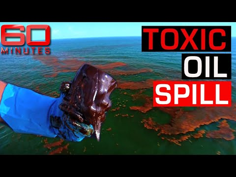 Gulf of Mexico oil spill 'fix' results in toxic environmental disaster   60 Minutes Australia