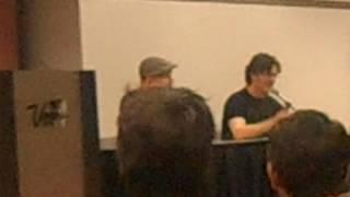 LVL UP EXPO Dragon Ball Z's Sean Schemmel (Goku) and Christopher R. Sabat (Vegeta) part 1