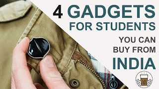 4 Cool Gadgets For Student You Can Buy From India | Desi Bit