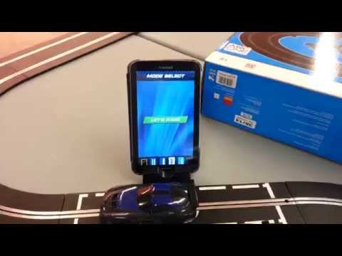 Scalextric A.R.C. hands on