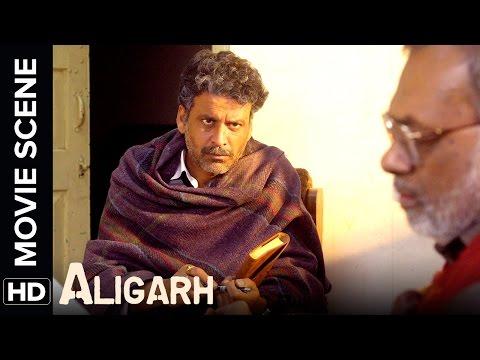 Campus Se Dur Rehna | Manoj Bajpayee | Aligarh | Movie Scene