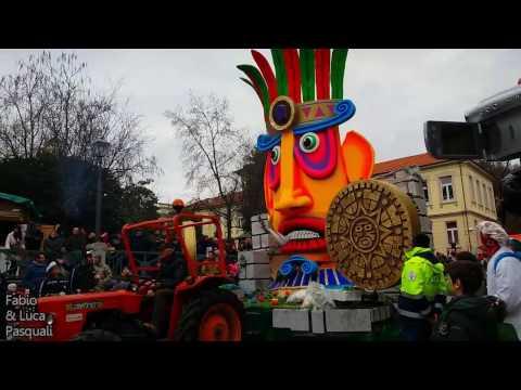 Carnevale di Borgosesia 2017 - 1° Corso Mascherato