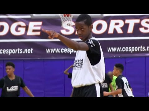 DWAYNE WADE'S SON IS DOMINATING THE LEAGUE!! (AMAZING MIX)