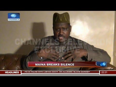 Fraud Allegation: Maina Breaks Silence, Seeks Buhari's Protection