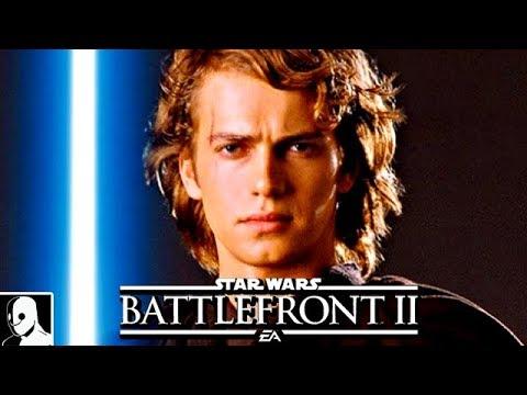 Erste Mal mit Anakin Skywalker - Star Wars Battlefront 2 Deutsch Multiplayer