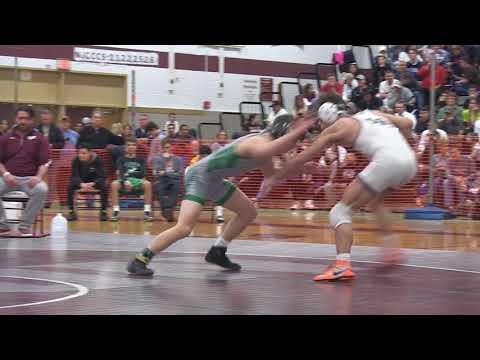 Joe Heilmann beats Michael Kelly for region 4 126 pound title