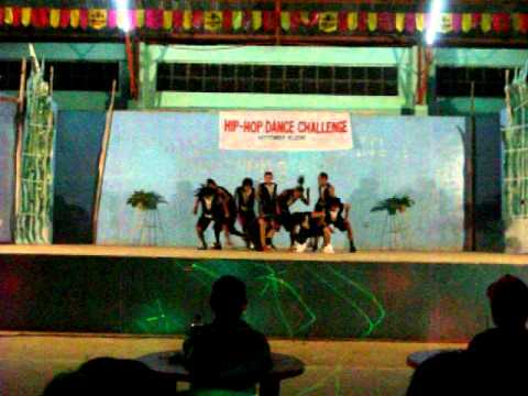sj crew @ sibutad hip hop competition
