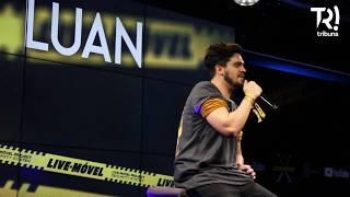 Baixar Luan Santana apresenta uma de suas novas músicas: Machista - Live Móvel