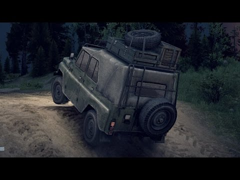 Spin Tires - Off-Road Simulator (Full Release) - E08 - Fresh Start, New Map, New Plan