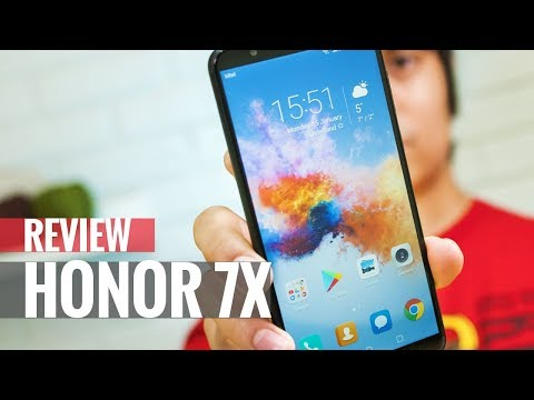 Honor 7X review: Big screen on a small budget