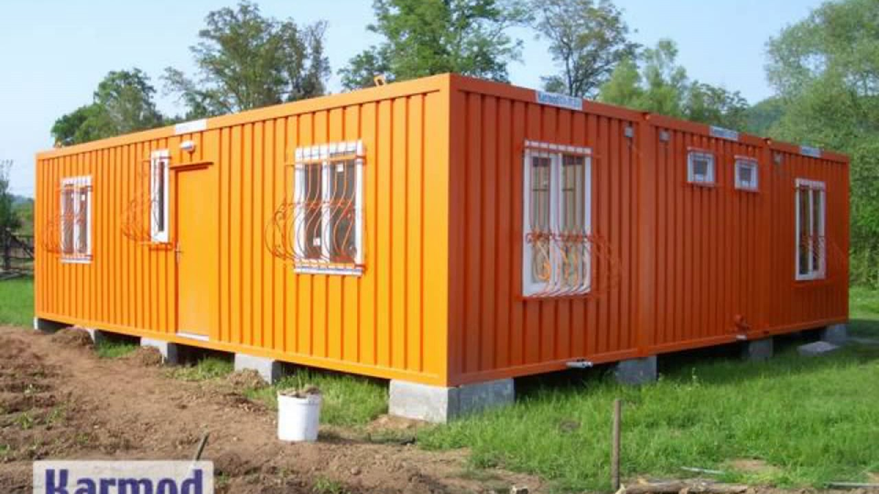 Shipping container house kenya youtube - Container homes youtube ...
