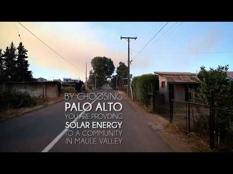 Palo Alto - Enjoy Wine, Go Solar