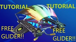 EQUALIZER GLIDER Search 14 Chests – DAY 14 REWARD 14 DAYS OF FORTNITE CHALLENGES FREE ! FREE !