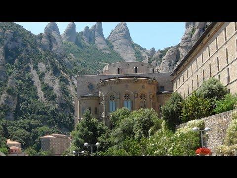 Barcelona, Day trip to Montserrat