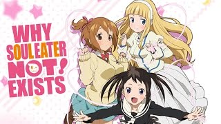 Why Soul Eater Not! Exists