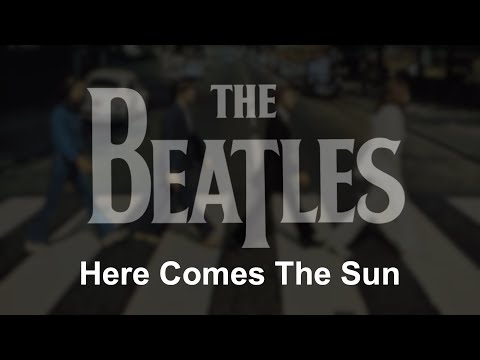 The Beatles - Here Comes The Sun [1 HOUR]