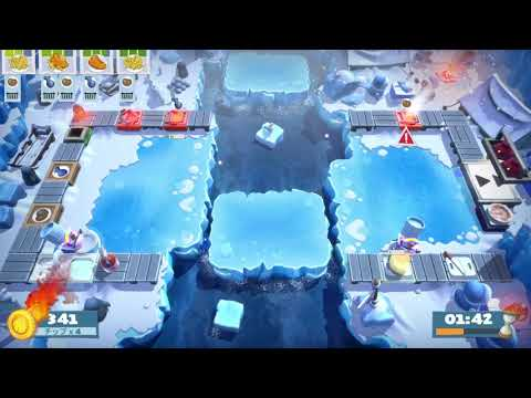 Overcooked! All You Can Eat Overcooked! 3-4 |