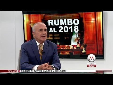 Entrevista a Pedro Ferriz de Con sobre la carrera presidencial rumbo a 2018