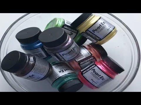 Adding TOO MUCH Ingredients In Slime - Satisfying Slime ASMR !! PART-2