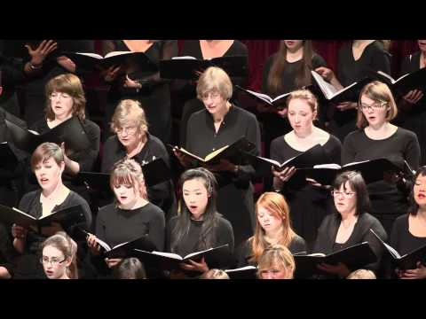 Royal Choral Society: 'Since By Man Came Death' from Handel's Messiah