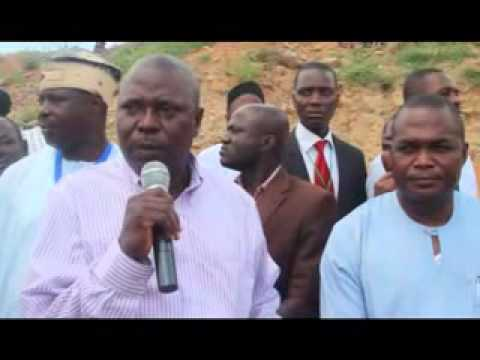 #NGGTour: FG Expresses Concern Over Lafia-Akwanga Road