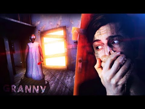 DO NOT MAKE ANY SOUNDS.. || Granny (Intense Horror Game!)