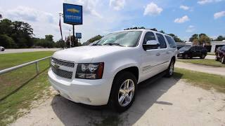 Here's the Perfect American SUV - The 2011 Chevrolet Suburban LTZ Review @ Marchant Chevy