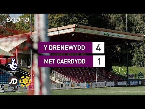 Newtown Cardiff Metropolitan Goals And Highlights
