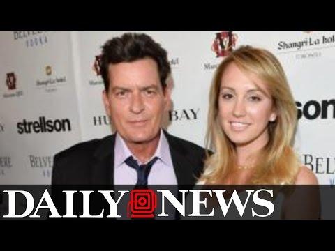 LAPD Investigating Charlie Sheen Over Ex Fiancée Brett Rossi