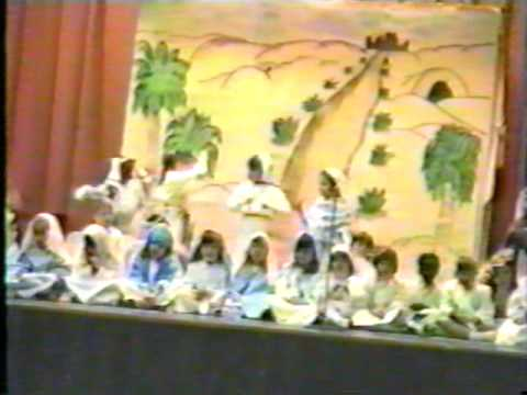 St Gabriels Catholic School Kindergarten Christmas Play.mpg