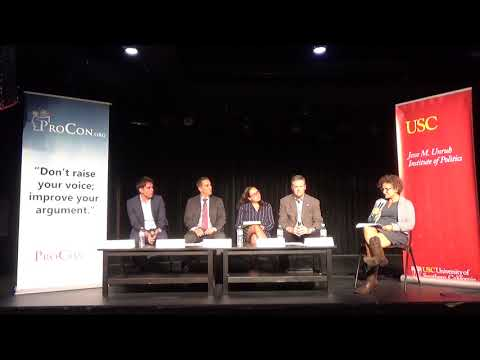 PRO/CON at USC: Shrinking Middle Class