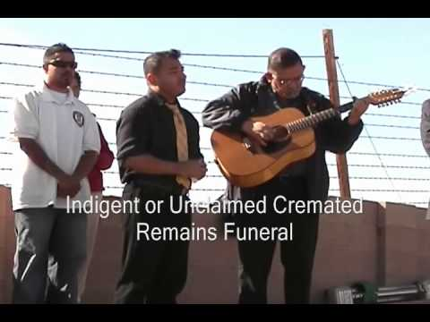 178 Indigent or Unclaimed Cremated Remains Funeral
