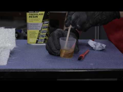 ISOPON Fiberglass Repair For Metal, Wood, Stone And Other
