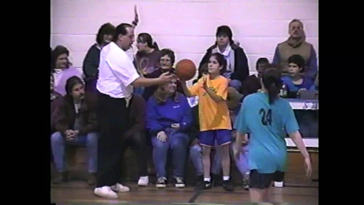 6th Grade Girls All Stars  3-24-96
