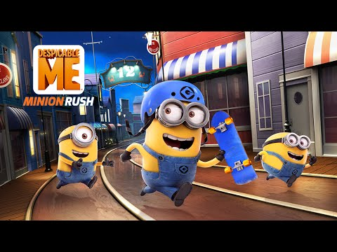 Despicable Me: Minion Rush - Trickster Stories - Update Trailer