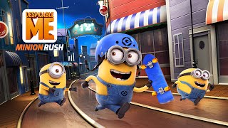 despicable me minion rush trickster stories update trailer
