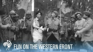 Between the Battles - Life on the Western Front