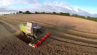 Drone Footage of Tractors, Machinery, Combines & Foragers by Wanderson Aerial Works